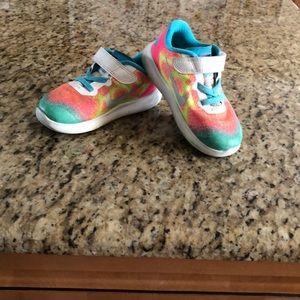 Girls Nike Free RN Sneakers